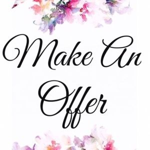 🌸Reasonable Offers Accepted🌸